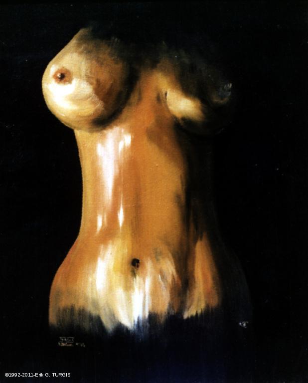 Photos de peinture de corps nu