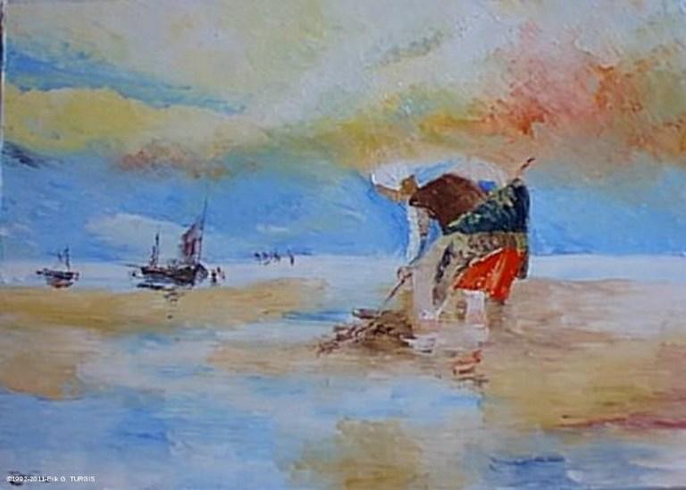 La pêche sur la rivière tom à novokouznetske