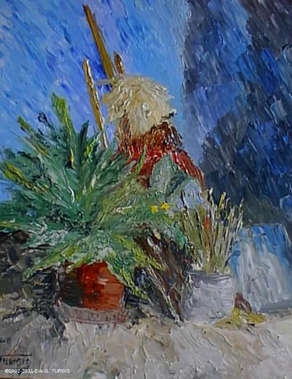 06c peinturgis huile couteau 08 for Peinture a la spatule